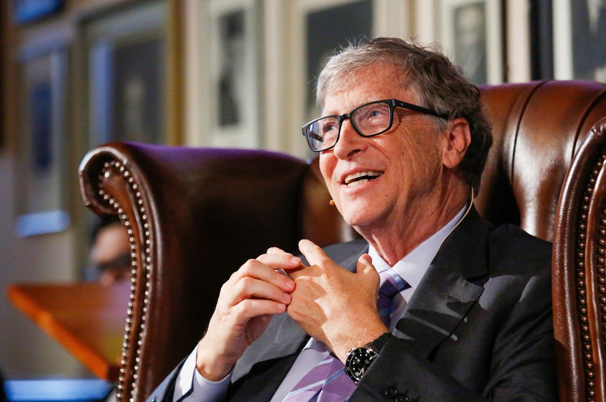 Bill Gates pariază pe prăbuşirea totală a criptomonedelor. De ce nu are încredere în Bitcoin