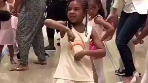Fiica lui Beyonce, în vârstă de 9 ani, show pe Instagram. Cum dansează într-un video publicat de bunica ei
