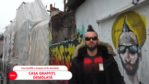 """Cea mai instagramabilă locație din București va fi demolată. """"Am pierdut o locație unde ne simțeam ca acasă"""""""