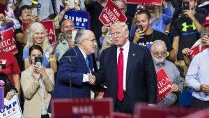 Giuliani nu îl va reprezenta pe Donald Trump în procesul din Senat. Cum și-a motivat decizia
