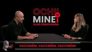 Alexandra Mircea, medic stomatolog: Eu mă voi vaccina mai ales ca să fie pacienții în siguranță. Ca medici, avem o mare responsabilitate