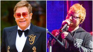Ed Sheeran, Elton John