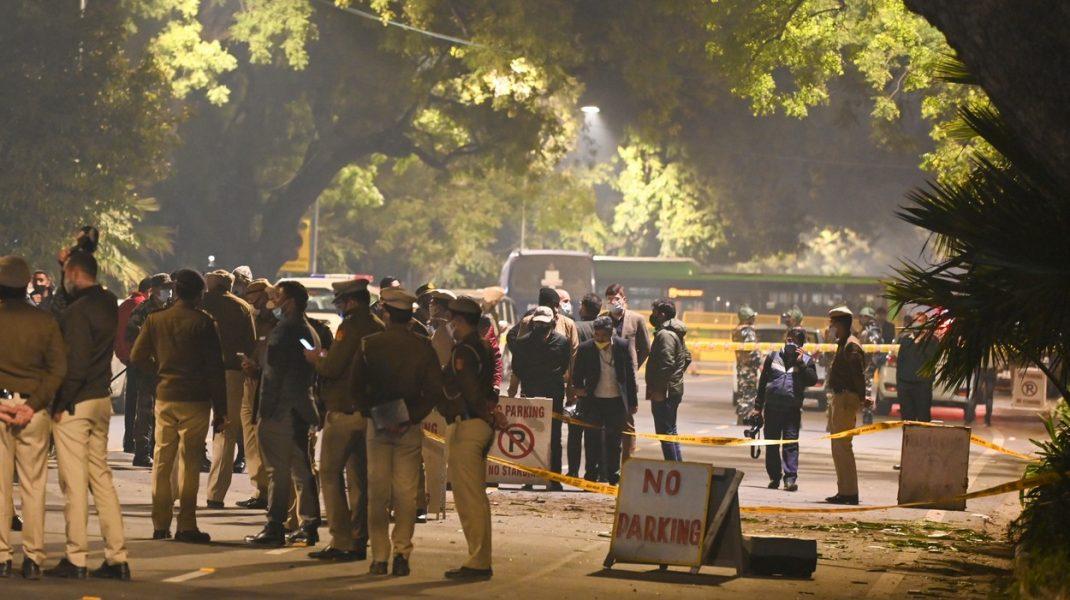 Explozie în fața Ambasadei Israelului din New Delhi. Unde se afla președintele Indiei