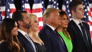 Motivul de bucurie din familia Trump, odată cu părăsirea Casei Albe