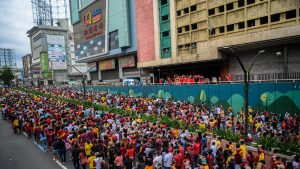 Sărbătoarea Nazarineanului Negru Filipine