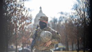Care este motivul pentru care FBI verifică fiecare soldat al Gărzii Naționale