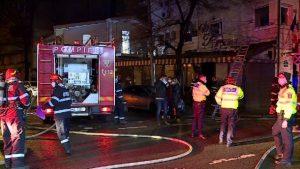 """Vlad Voiculescu, despre posibila cauză a incendiului de la Matei Balș: """"Sunt cel puțin două piste"""""""