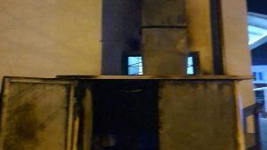 Incendiu la Secția de Psihiatrie a Spitalului Municipal Roman. A fost activat planul roșu de intervenție în Neamț