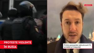 """Javier Hurtado Mira, analist politic în Kremlin, despre protestele masive din Rusia: """"Bătrânii sunt motivați politic, iar mulți tineri nu știu de ce protestează"""""""