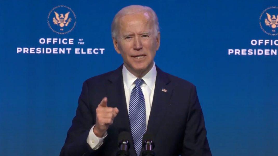 Biden: Reacția Poliției ar fi fost diferită dacă protestatarii de la Capitoliu ar fi fost negri