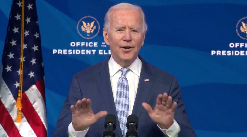 """Joe Biden îi cere lui Donald Trump să oprească asediul: """"Acesta nu e un protest. E o insurecție"""""""