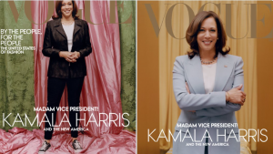 Kamala Harris Vogue
