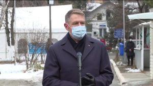 """Iohannis, primele declarații după tragedia de la """"Matei Balș"""": E nevoie de o reformă profundă în sistemul de sănătate"""