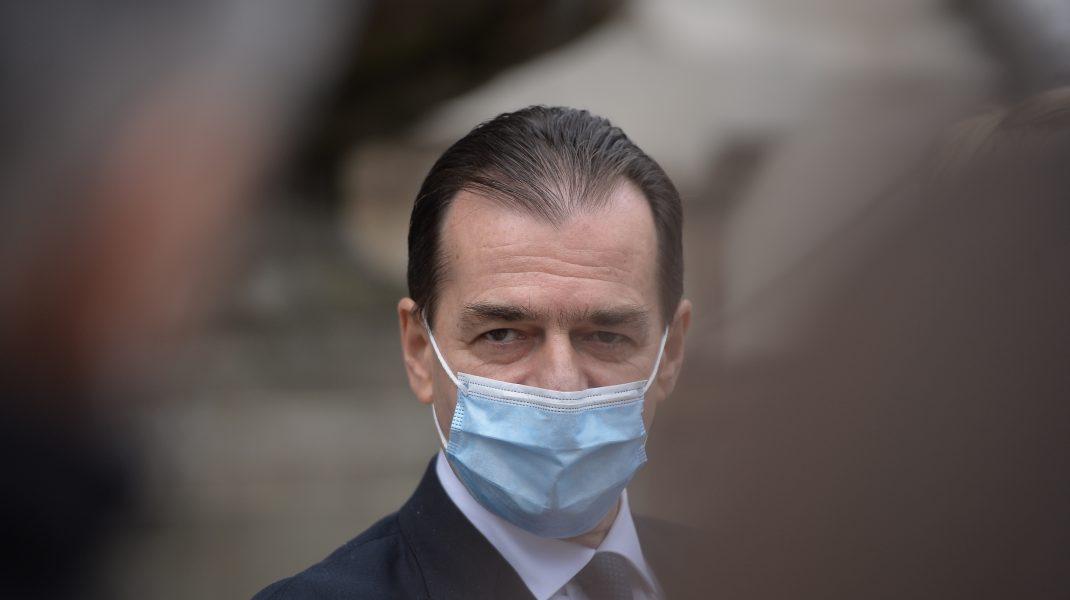 Ludovic Orban se vaccinează marţi anti-COVID-19