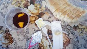 Ce mănâncă zi de zi pacienții Covid-19 dintr-un spital românesc. FOTO