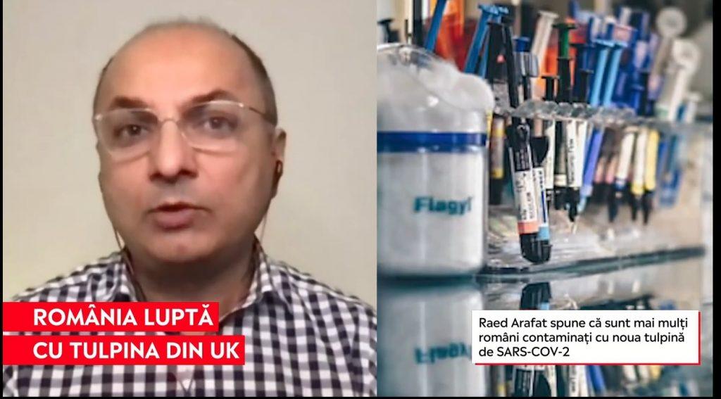 Medic stabilit în Londra: Situația este foarte gravă. S-a ajuns aici pentru că britanicii nu au respectat restricțiile