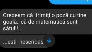 Scandalos. Un profesor din Piatra Neamț îi cere poze nud unei eleve, iar directoarea spune că nu e treaba școlii. Conversațiile revoltătoare. FOTO