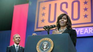 """Michelle Obama, modelul femeilor din toată lumea, împlinește azi 57 de ani. """"Să nu-ți fie frică de eșec. Putem face orice"""""""
