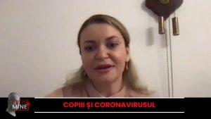 Dr. Mihaela Niţă: Încep să văd copii cu manifestări din spectrul autist din cauza expunerii la ecrane