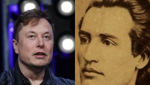 """Jurnalistul Mihai Eminescu, față în față cu Elon Musk: """"Simți în dumneata ideea ziditorului? Te visezi mântuitorul nostru?"""""""