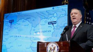 """Reţeaua teroristă Al-Qaida are o bază în Iran, susține Mike Pompeo. Reacția Teheranului: """"Minciuni"""""""