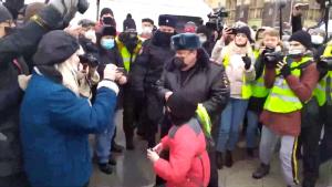 Minor Arestat Rusia