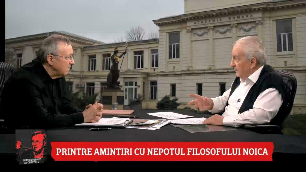 Nicolae Noica, despre tezaurul ascuns de Biblioteca Academiei Române și de ce nu au topit comuniștii statuia lui Ion I.C. Brătianu