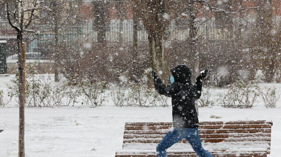 ninsoare-madrid