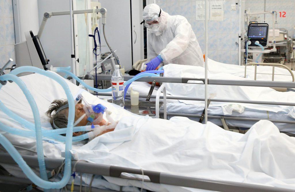 Anchetă în Egipt, după ce un videoclip în care apar pacienți COVID-19 ce au murit din cauza lipsei de oxigen a devenit viral. VIDEO