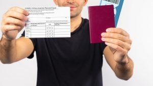 pașaport covid