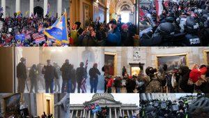 Asaltul sângeros de la Capitoliu, comparat cu alte proteste marcante din istorie. America nu a mai suferit atât de mult din 2001