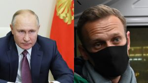 Vladimir Putin, Aleksei Navalnîi