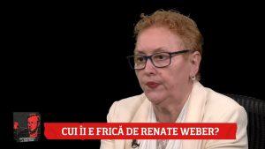 Renate Weber: În pandemie, s-au încălcat așa de mult drepturile încât e foarte greu să mai revenim la normalitate