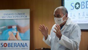 Vaccinul cubanez, Soberana 2, a ajuns în faza a doua de studiu şi a fost testat pe 900 de voluntari