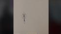 Biserica Ortodoxă lasă trafaletul și trece la tehnologie. Moment viral cu un preot care ștampilează o cruce pe perete. VIDEO
