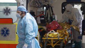 O asistentă medicală a fost înjunghiată de un pacient. Unde s-a întâmplat