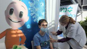 Vaccin adolescenți Israel