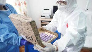 Institutul Cantacuzino explică de ce dozele de vaccin au fost transportate în cutii de pizza