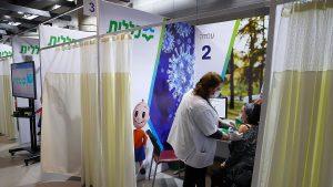 Vaccin Israel