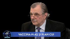 """Valentin Stan, la """"Marius Tucă Show"""": Pașaportul de vaccinare anti-COVID este o porcărie"""
