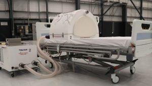 Un ventilator care nu necesită sedare și intubare, speranță pentru pacienții grav afectați de Covid-19. Cum funcționează