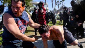 Violențe SUA San Diego