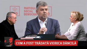 """Viorica Dăncilă: """"Nu m-am gândit că vor coborî atât de jos ca să dărâme guvernul. Și-au dorit să nu mai fiu premier ca să pună mâna pe partid"""""""