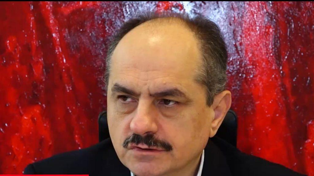 Profesorul Virgil Păunescu