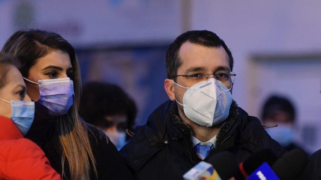 O aerotermă, cauza incendiului de la Matei Balș? Răspunsul ministrului Sănătății