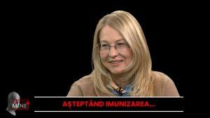 Alina Tănase, directorul Institutului Fundeni În perioada pandemiei, activitatea de transplant medular a fost cu 30% mai scăzută față de anul anterior