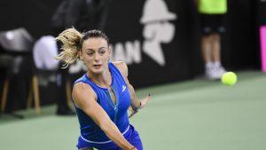 Ana Bogdan, învinsă de americanca Danielle Rose Collins, la Australian Open