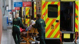 Medicii armatei ajută spitalele din Marea Britanie în lupta împotriva coronavirusului