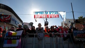 Proteste masive în Israel. Oamenii îi cer demisia lui Benjamin Netanyahu