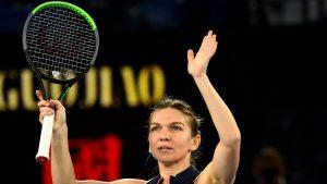 Simona Halep s-a calificat în optimi la Australian Open. A învins-o în două seturi (6-1, 6-3) pe Kudermetova